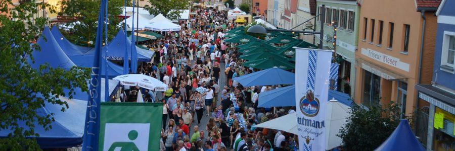 Stadttorfest Freystadt 16. & 17. Juli