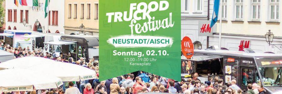 Foodtrucks in Neustadt/Aisch