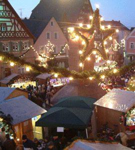 Weihnachtsmarkt in Roth
