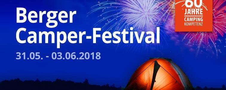Fritz Berger Camper-Festival